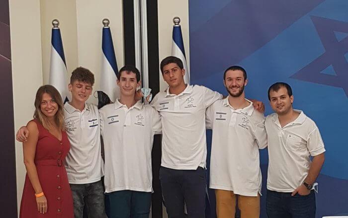 הישגים מרשימים למשלחת ישראל באולימפיאדה הבין-לאומית בכימיה, שהתקיימה השבוע ביפן במתכונת מקוונת.